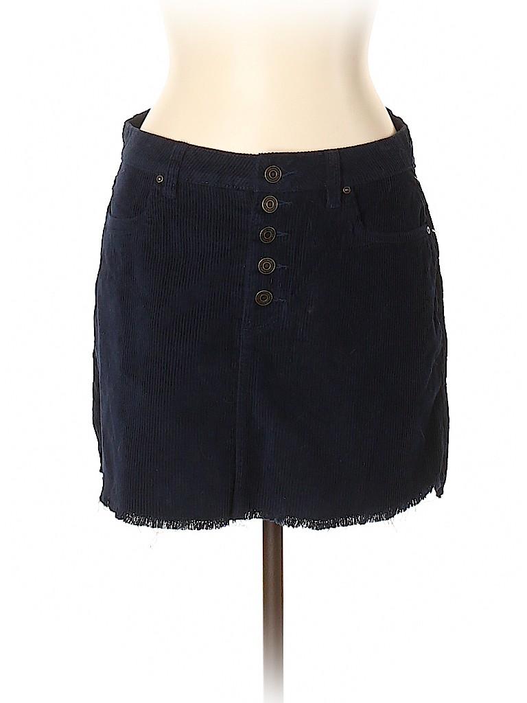 Indigo Rein Women Denim Skirt Size 13