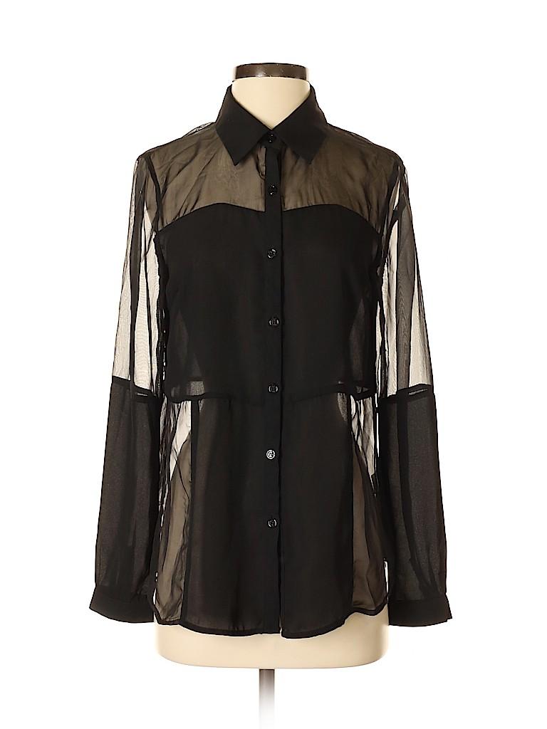 Sugarlips Women Long Sleeve Blouse Size S
