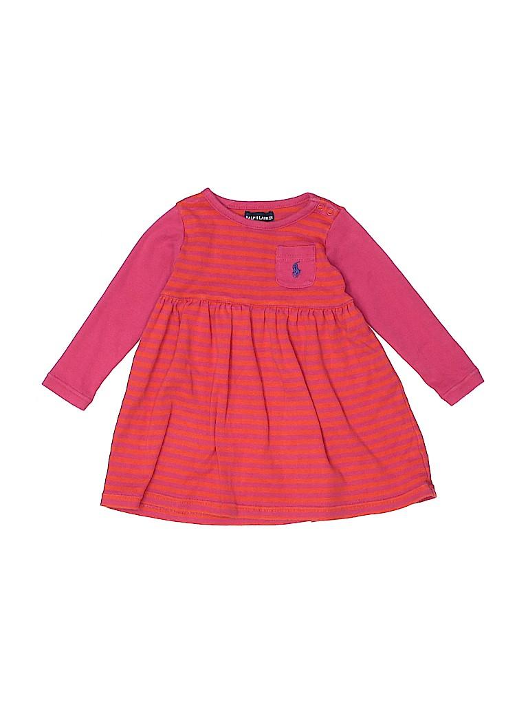 Ralph Lauren Girls Dress Size 12-18 mo