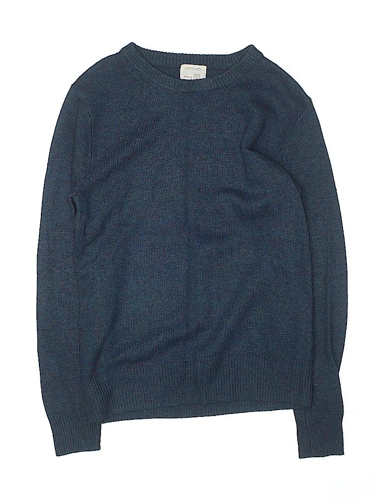 Crewcuts Boys Pullover Sweater Size 16