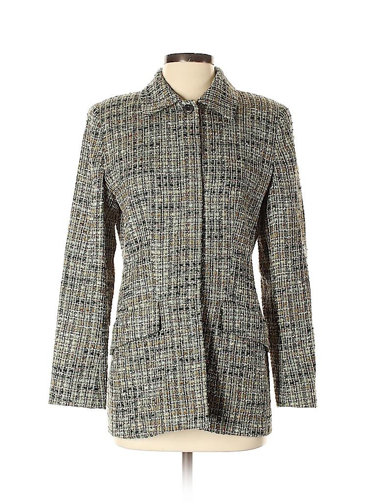 Carlisle Women Wool Blazer Size 2
