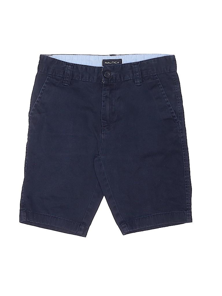 Nautica Boys Khaki Shorts Size 10
