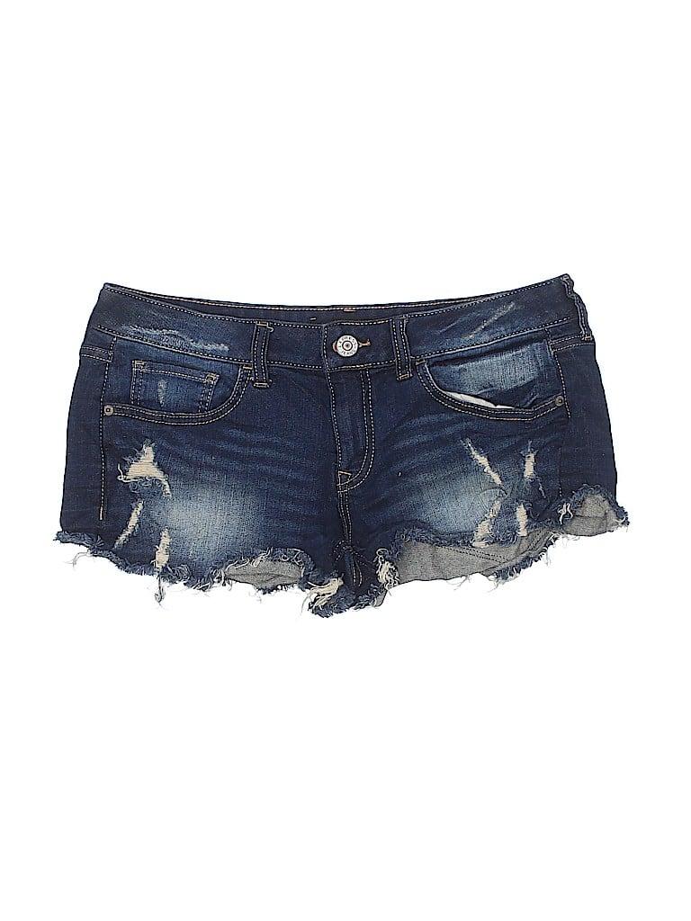 Express Jeans Women Denim Shorts Size 10