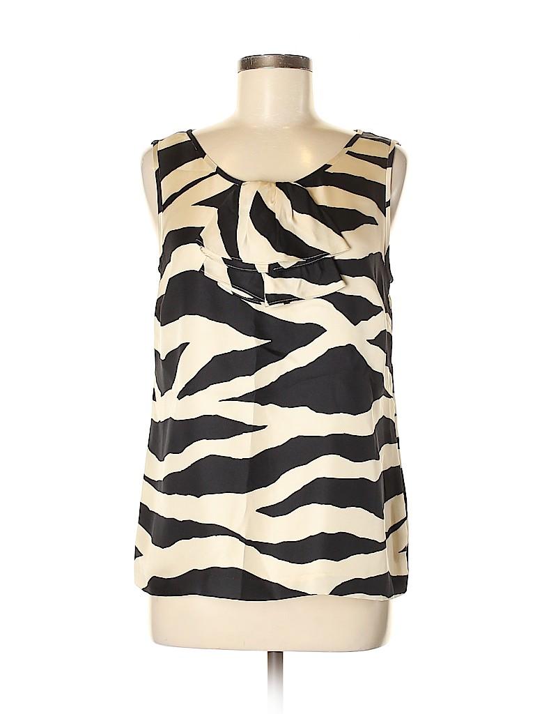 Kate Spade New York Women Sleeveless Silk Top Size M