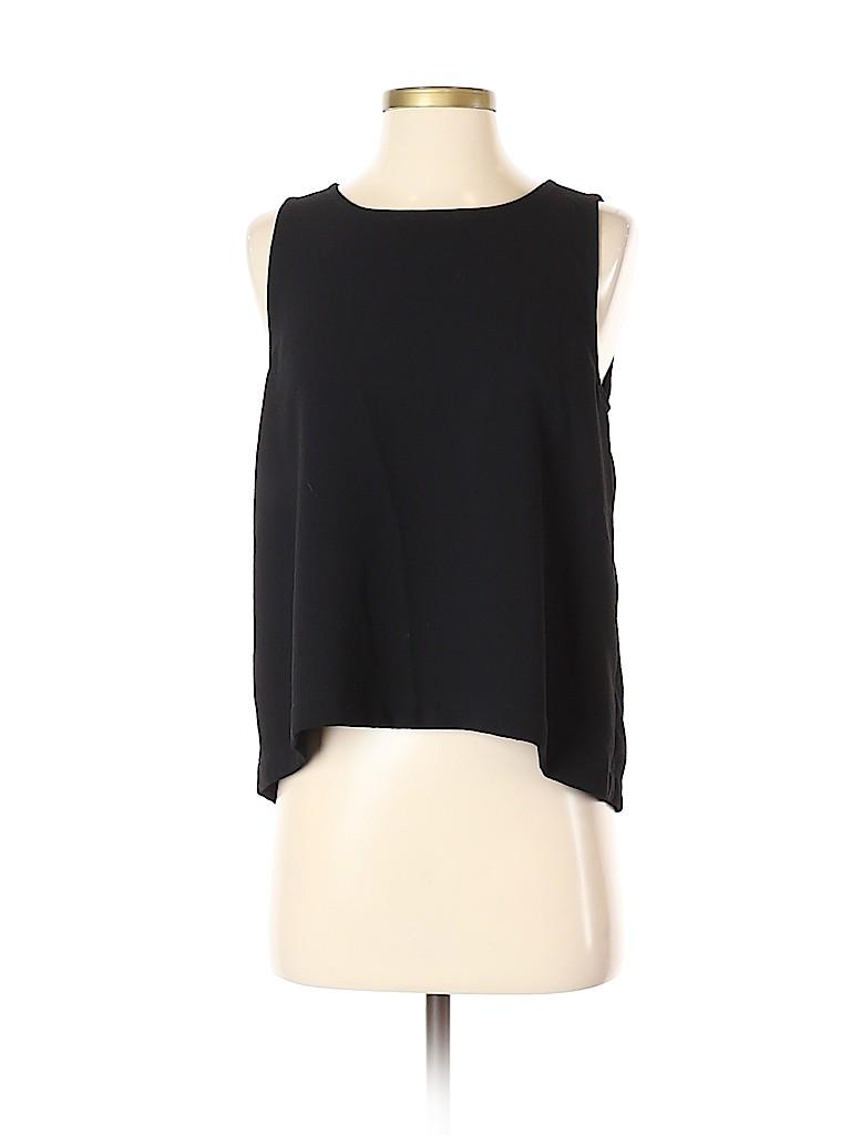 Madewell Women Sleeveless Blouse Size S