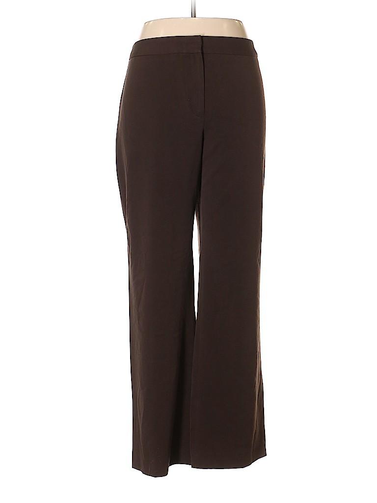Jones New York Collection Women Dress Pants Size 16