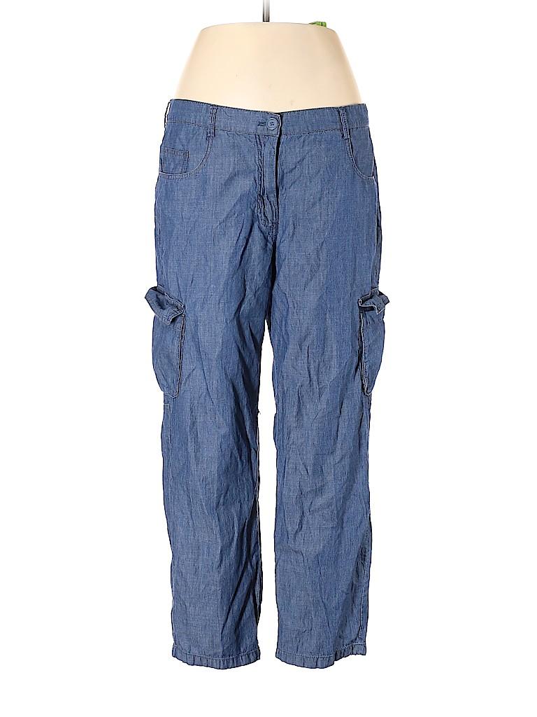 Leon Max Women Cargo Pants Size 14