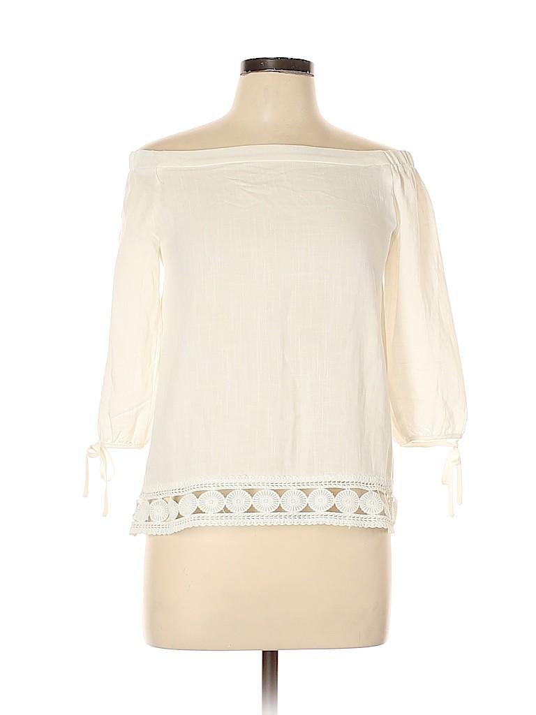 Greylin Women 3/4 Sleeve Blouse Size S