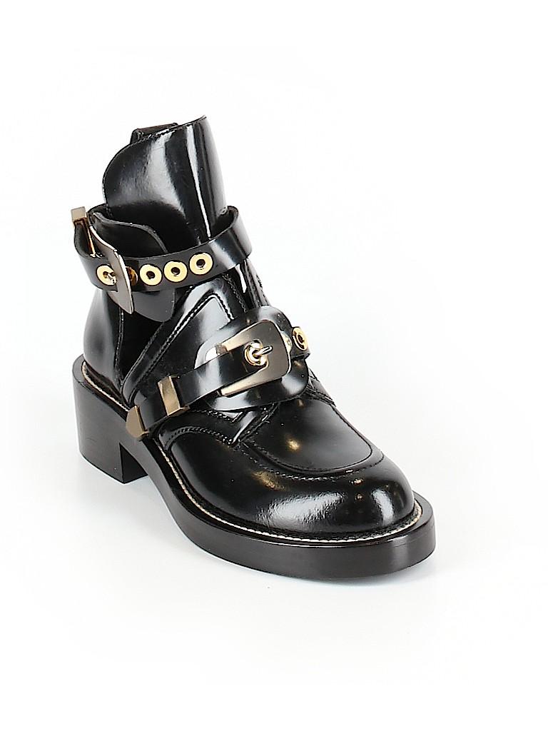 Balenciaga Women Boots Size 38.5 (EU)