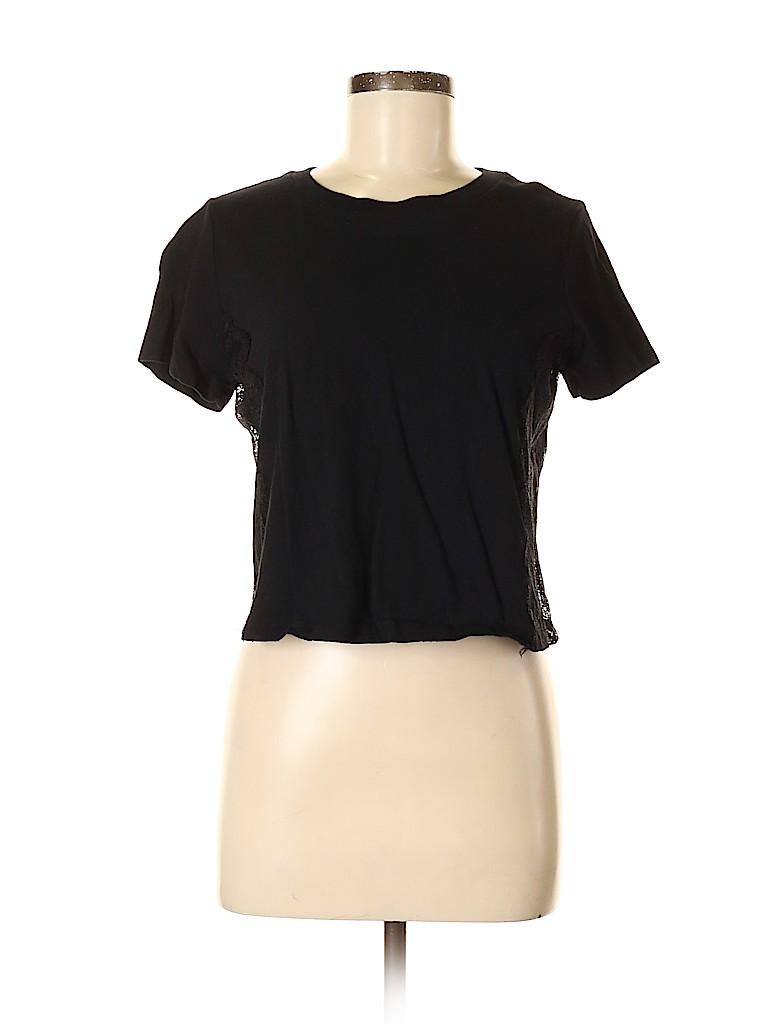 Forever 21 Women Short Sleeve T-Shirt Size M
