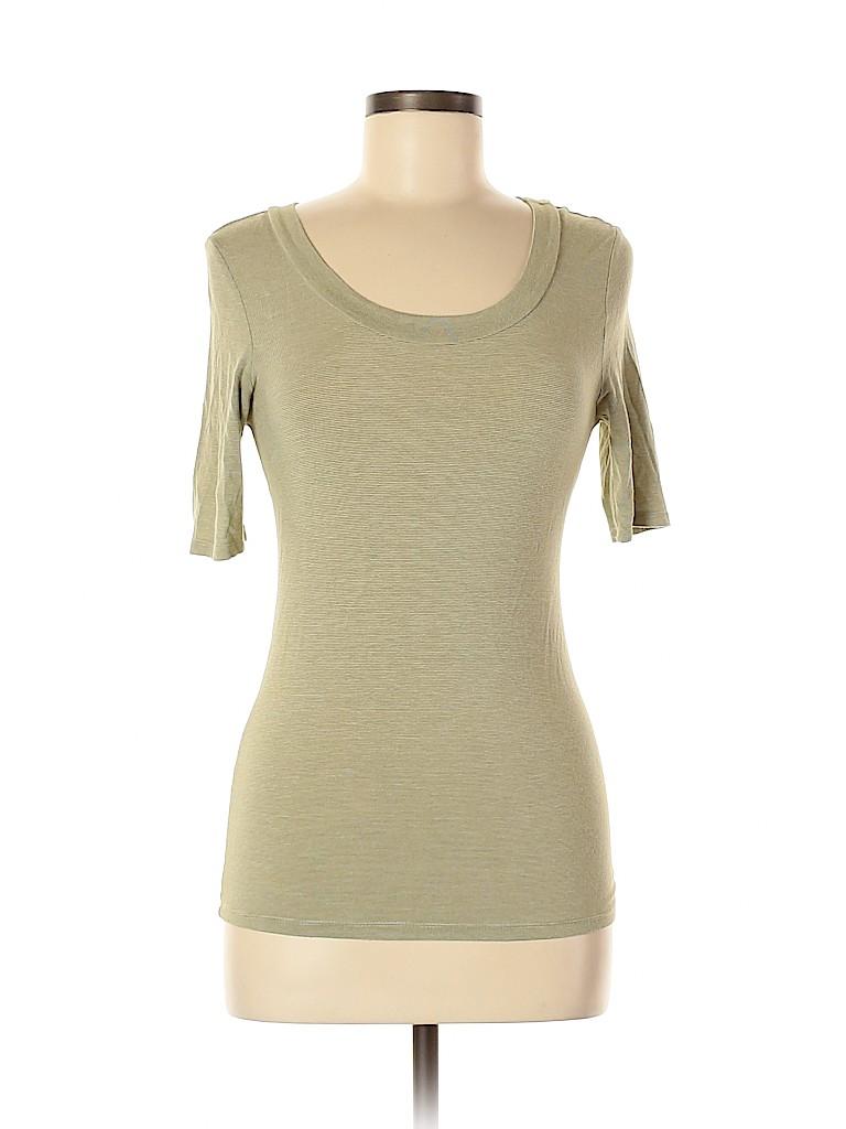 Banana Republic Factory Store Women Short Sleeve T-Shirt Size S