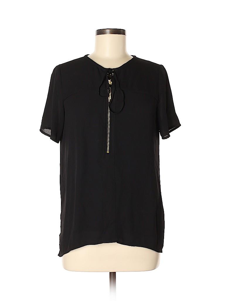 MICHAEL Michael Kors Women Short Sleeve Blouse Size 2