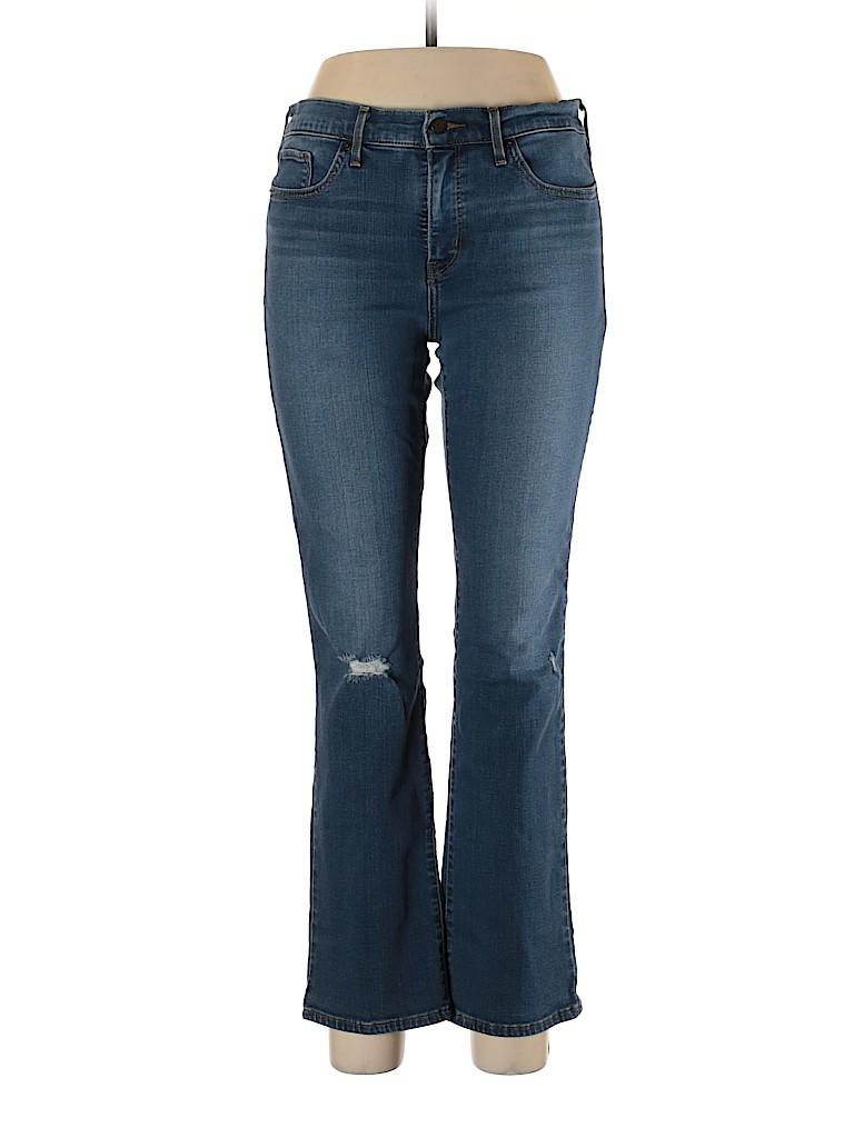 Levi Strauss Signature Women Jeans 31 Waist