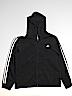 Adidas Women Zip Up Hoodie Size L