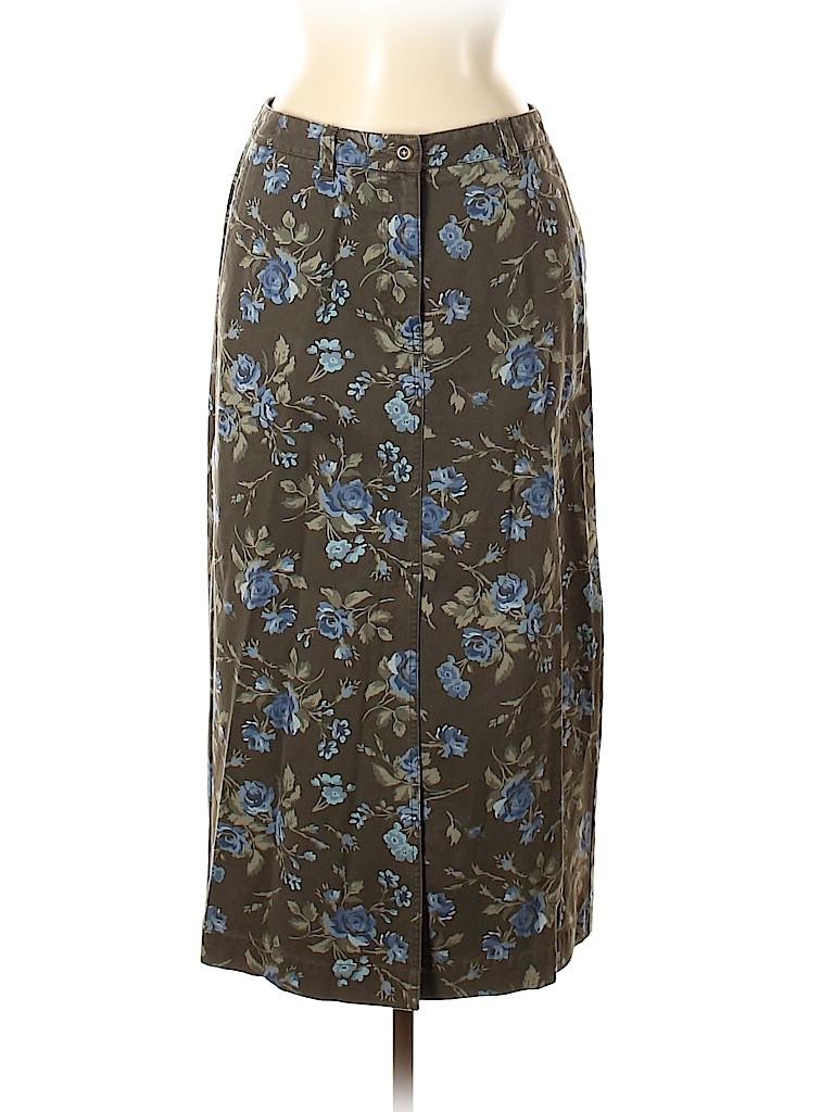 Eddie Bauer Women Casual Skirt Size 8