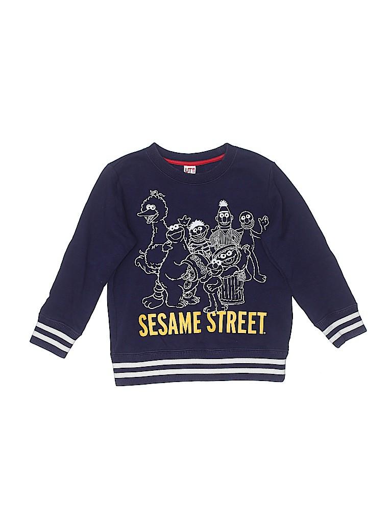 Uniqlo Boys Sweatshirt Size 3 - 4