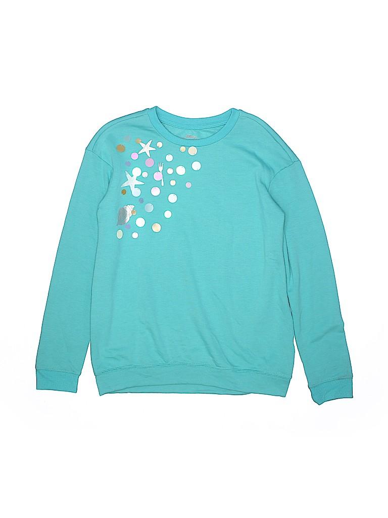 Disney Girls Sweatshirt Size X-Large (Youth)