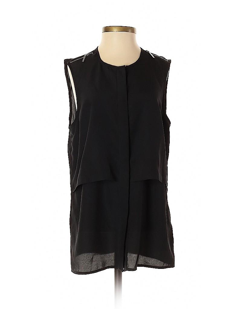 MICHAEL Michael Kors Women Sleeveless Blouse Size S
