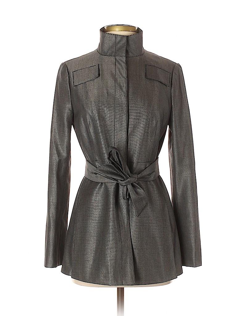 Carlisle Women Wool Blazer Size 0