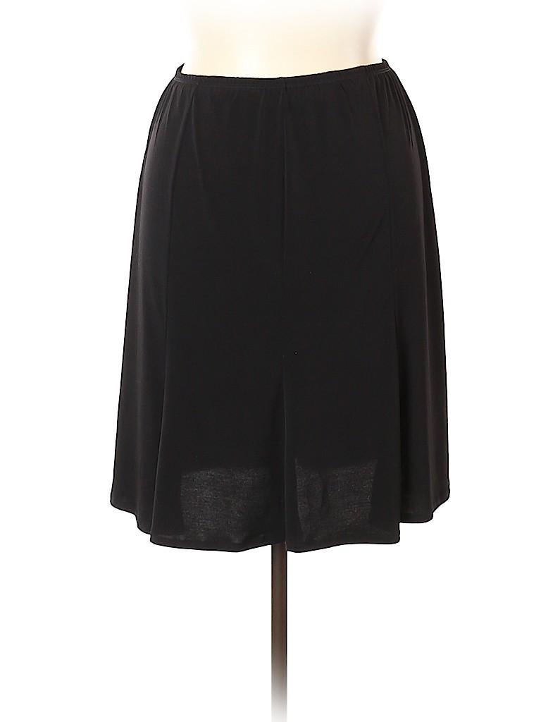 Elementz Women Casual Skirt Size XL (Petite)