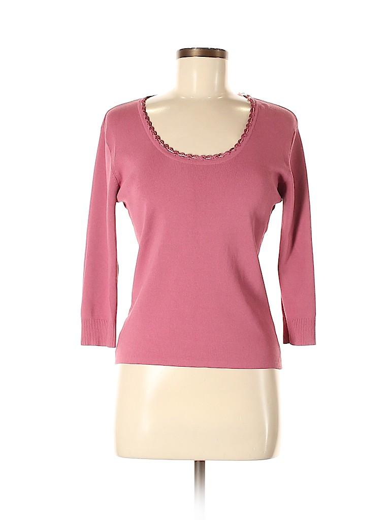 Joseph A. Women 3/4 Sleeve Top Size M