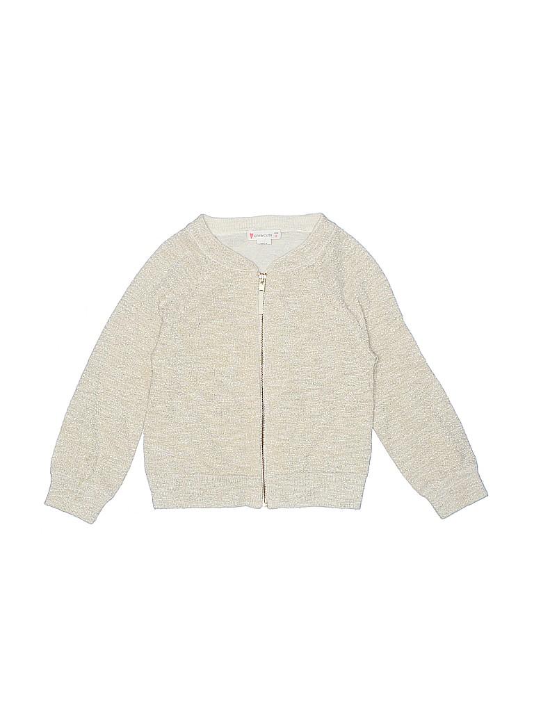 Crewcuts Girls Cardigan Size 2