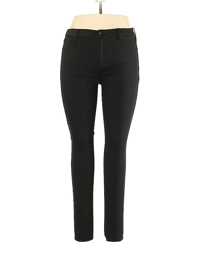 Black Heart Women Jeans Size 19