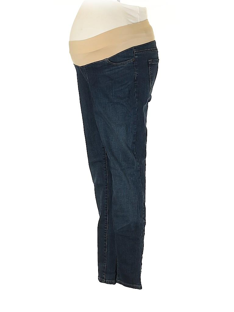 Ann Taylor LOFT Women Jeans Size 6 (Maternity)