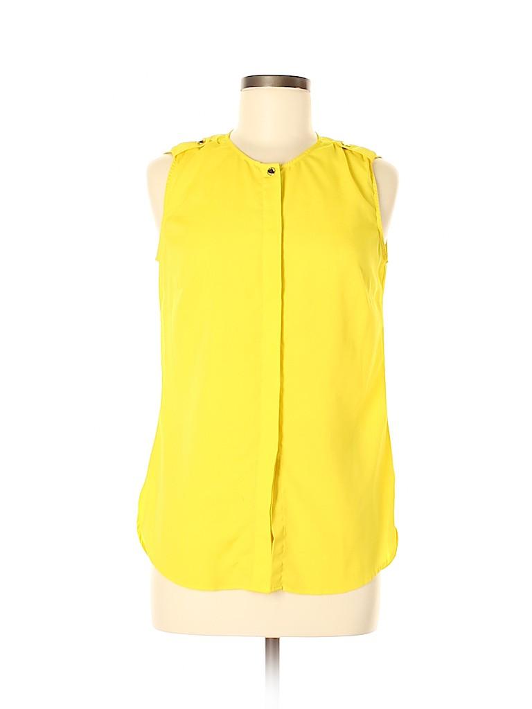 MICHAEL Michael Kors Women Sleeveless Blouse Size 4