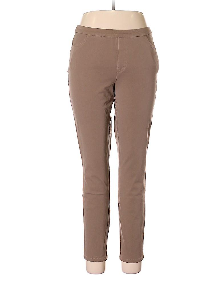 Isaac Mizrahi LIVE! Women Casual Pants Size 12