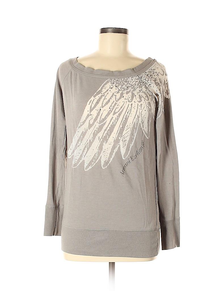 Armani Exchange Women Sweatshirt Size M