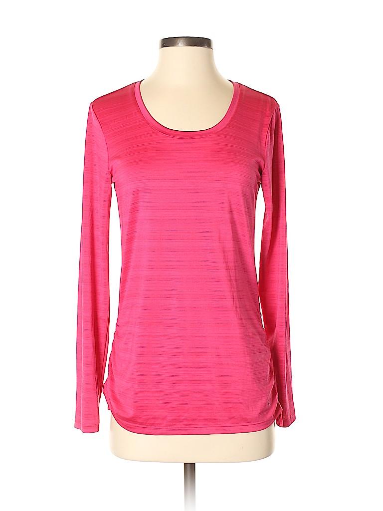 Danskin Women Active T-Shirt Size S