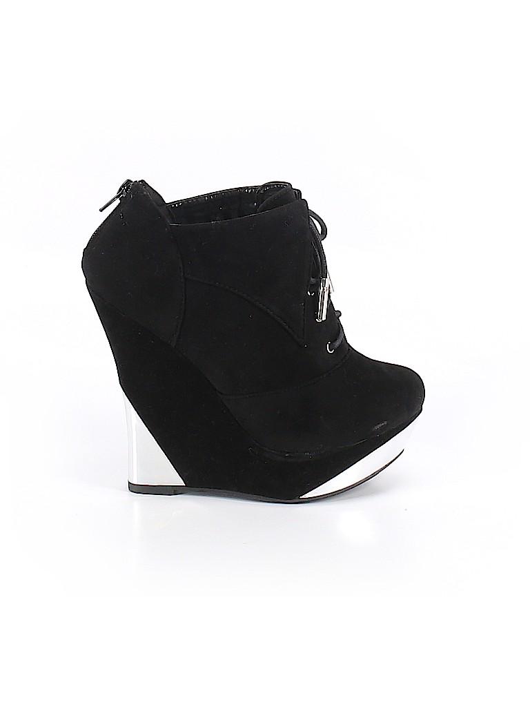 Liliana Women Ankle Boots Size 6 1/2