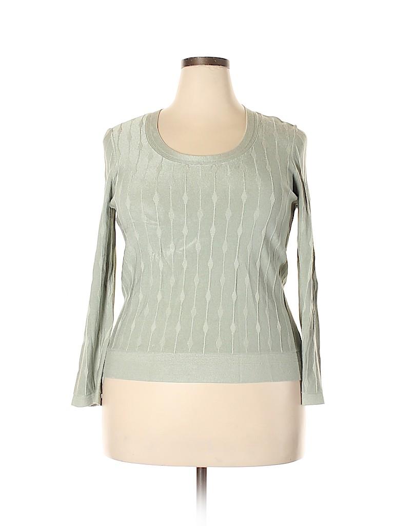 Jones New York Women Pullover Sweater Size XL