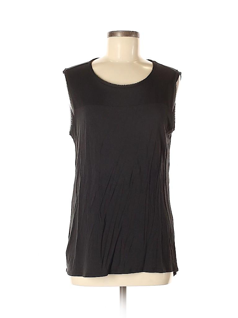 T Tahari Women Sleeveless Top Size M