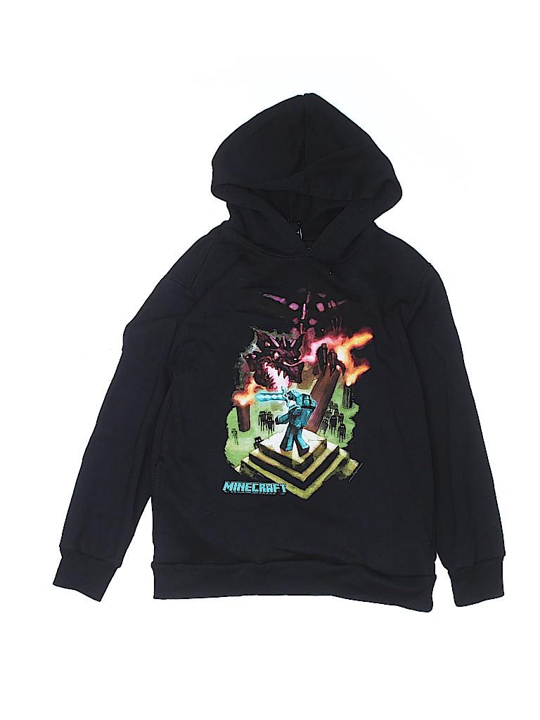 Design by Jinx Boys Pullover Hoodie Size L (Kids)