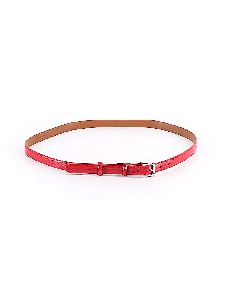 Lauren by Ralph Lauren Women Leather Belt Size XL