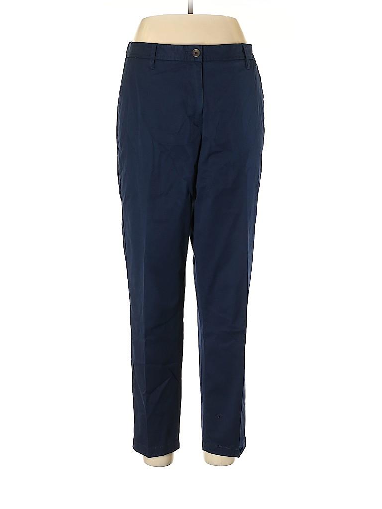 Talbots Women Khakis Size 12