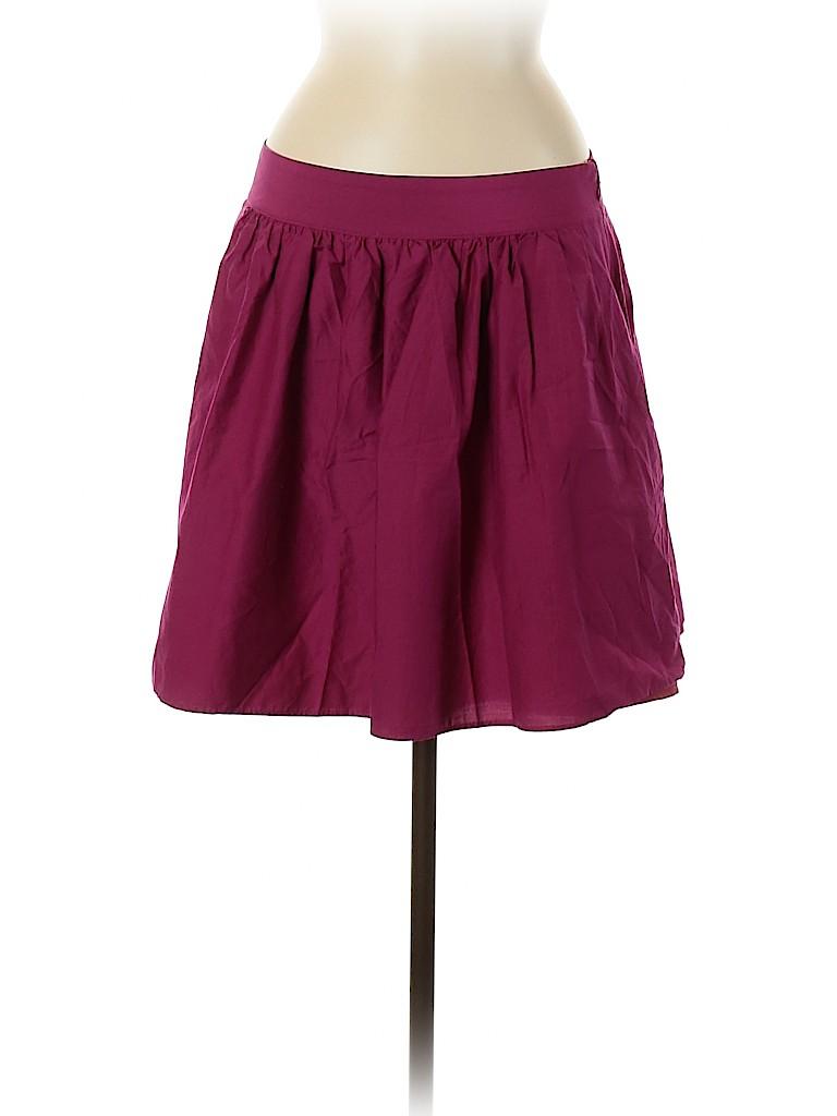 Lands' End Canvas Women Casual Skirt Size 8