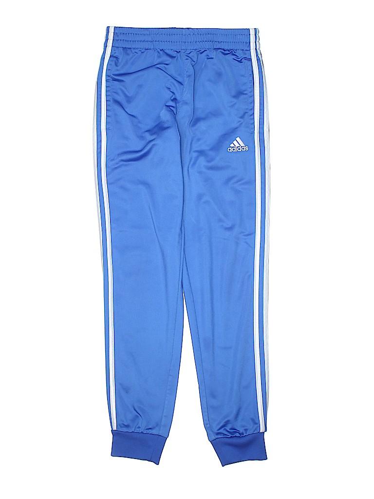 Adidas Boys Track Pants Size 10 - 12