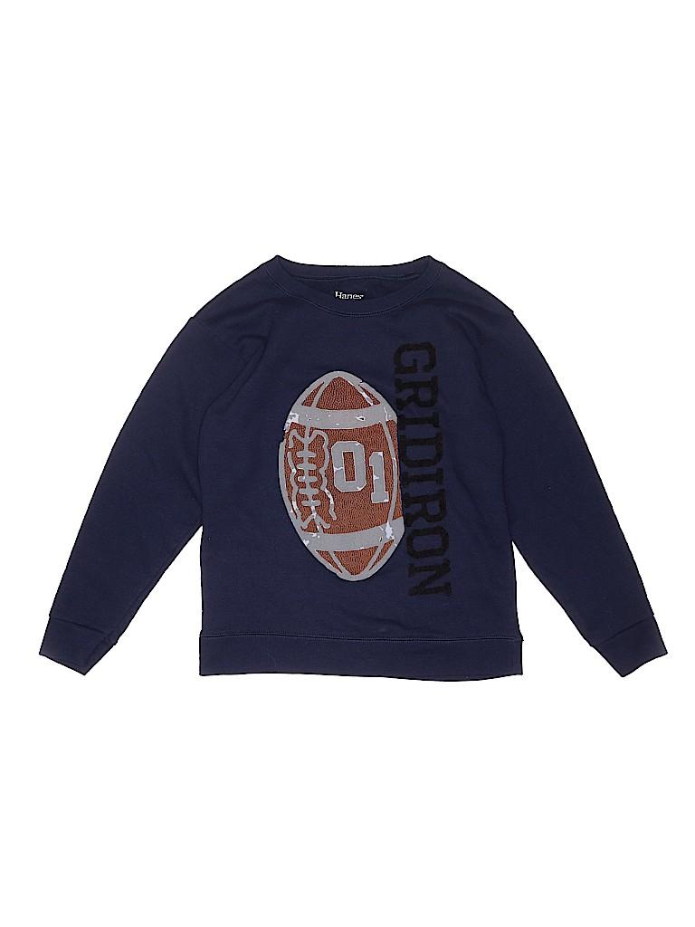 Hanes Boys Sweatshirt Size M (Youth)