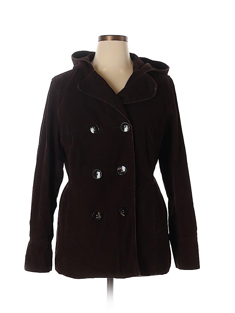 SONOMA life + style Women Coat Size XL