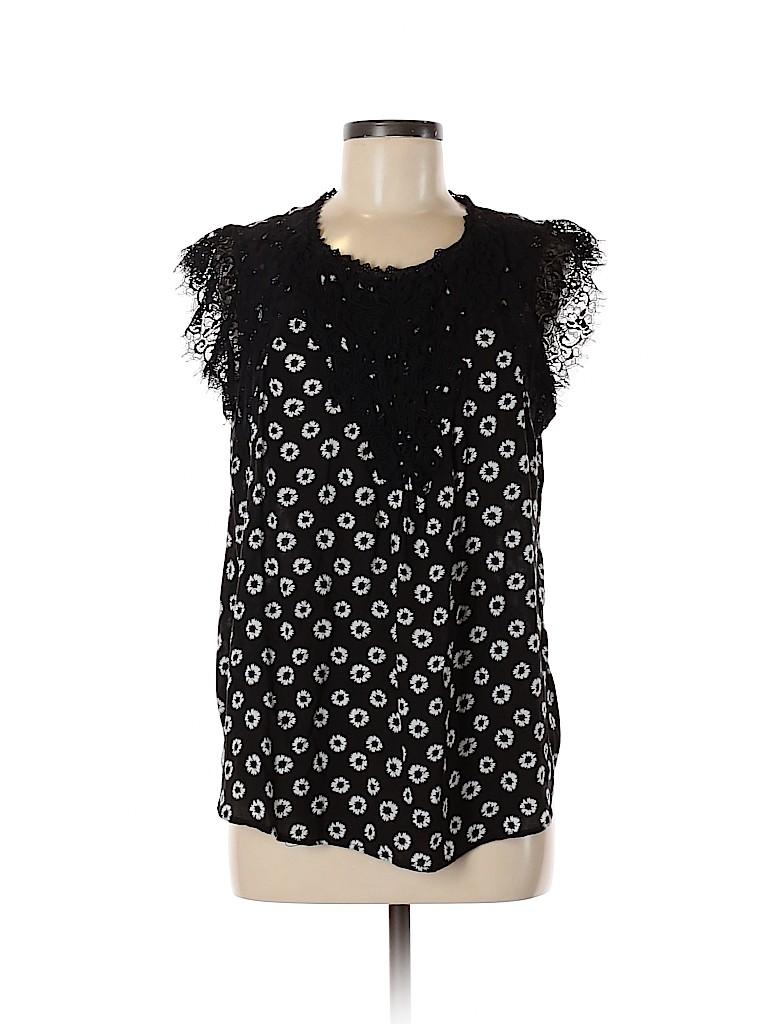 Maurices Women Short Sleeve Blouse Size XL
