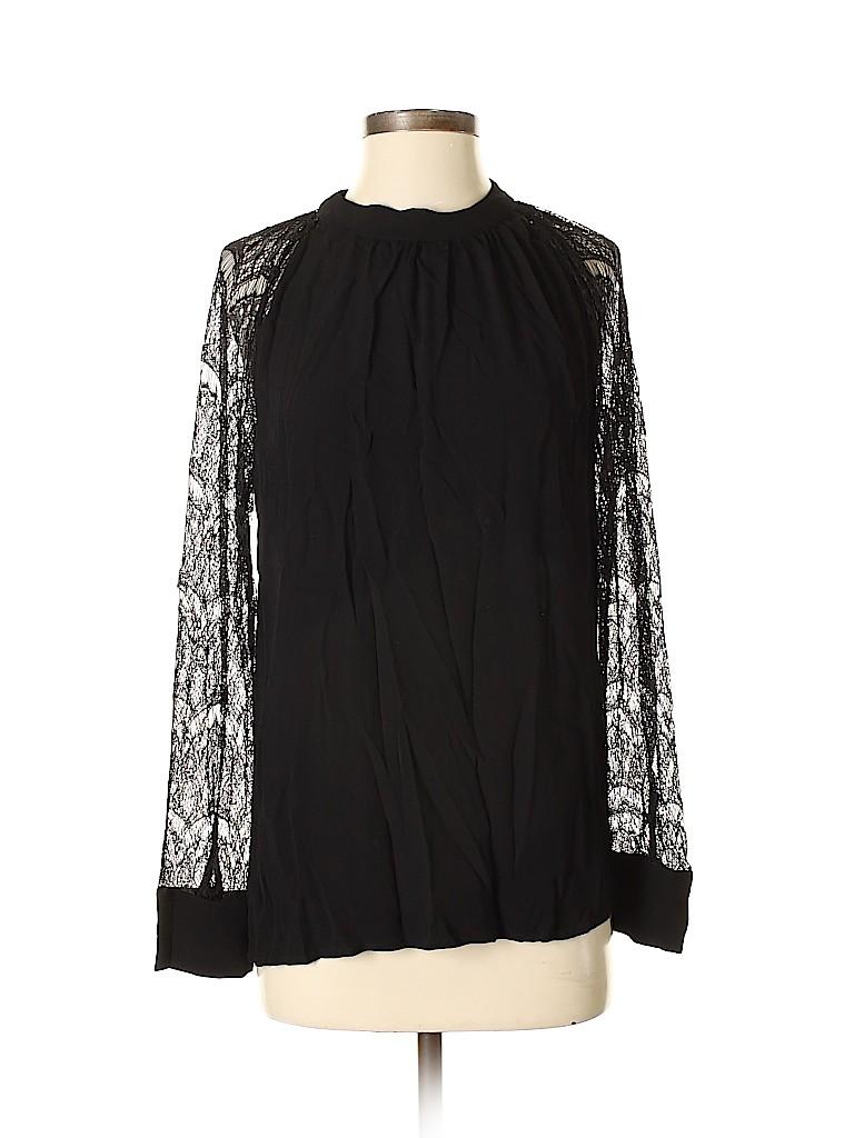 Forever 21 Women Long Sleeve Blouse Size L