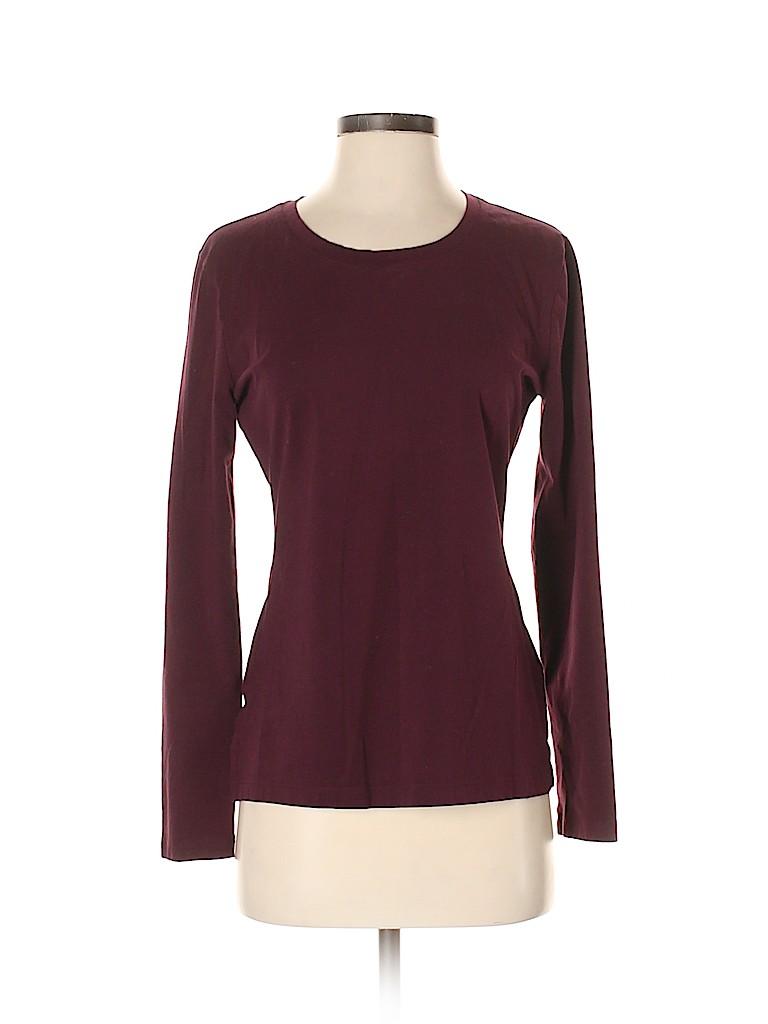 Banana Republic Factory Store Women Long Sleeve T-Shirt Size S