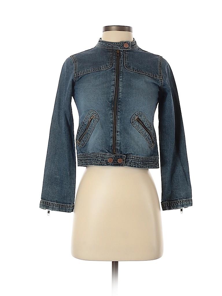 Old Navy Girls Denim Jacket Size 10
