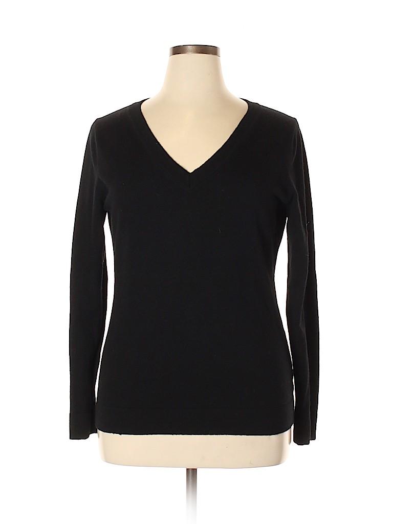 Banana Republic Women Wool Pullover Sweater Size XL