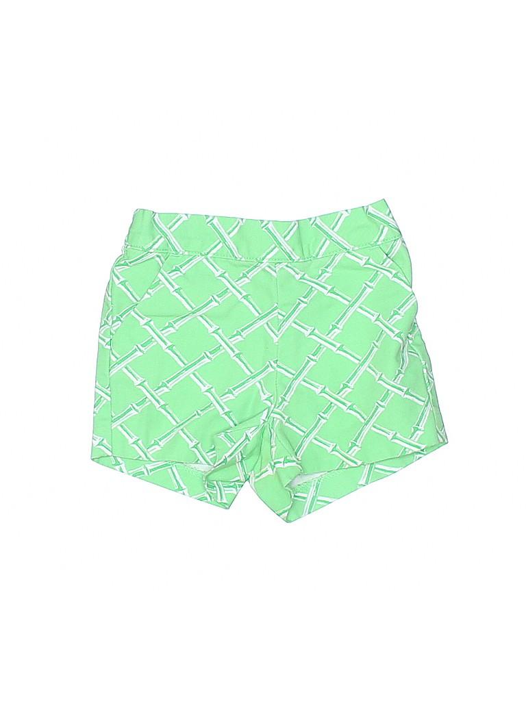 Janie and Jack Girls Shorts Size 6-12 mo