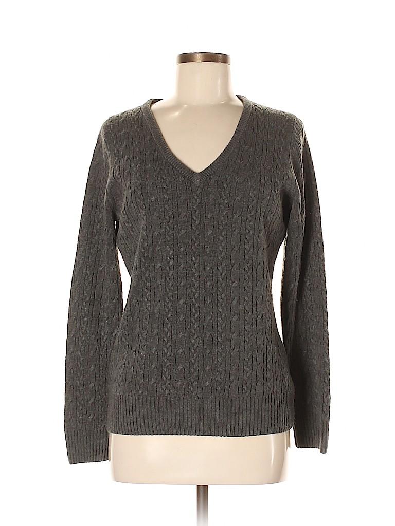 G.H. Bass & Co. Women Pullover Sweater Size M