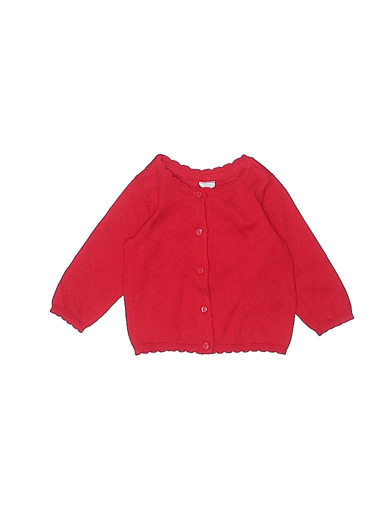 H&M Girls Cardigan Size 4-6 mo